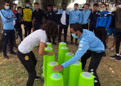 activités de tape taupes pour les jeunes
