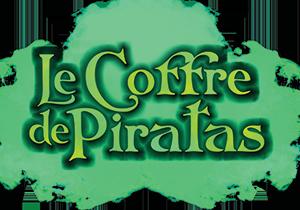 Logo Coffre de Piratas
