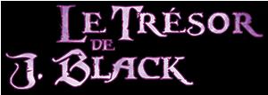 Logo Trésor de Jack Black