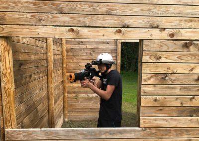 sniper laser game